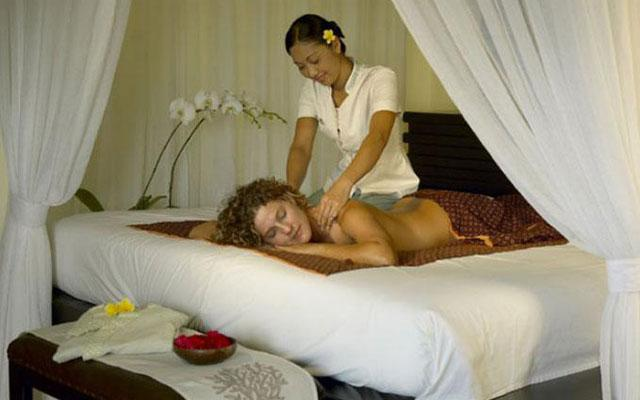 Balinese Massage - Dreamland Spa, Ungasan Bali