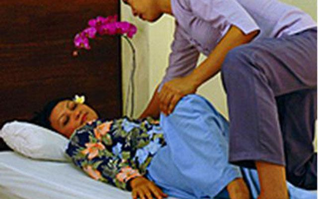 Jimbaran Spa - BEL-AIR Spa :  Thai Massage