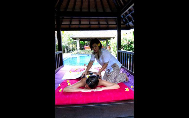Spa Canggu - Spa at Bliss Sanctuary : massage