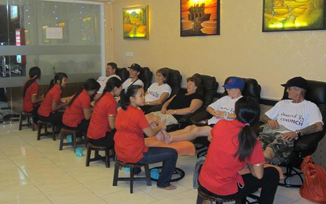 Spa Sanur - Carla Spa Bali : foot refexology