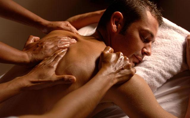 Lembah Spa Four Hand Massage