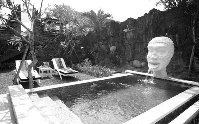 Gay Friendly Spa Bali - M2 Spa Plunge Pool