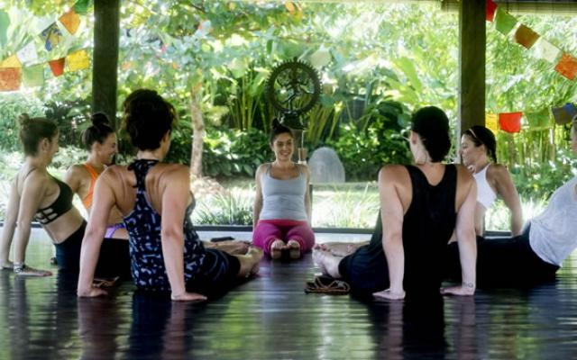 Spa Canggu - Spa Bliss Sanctuary : yoga